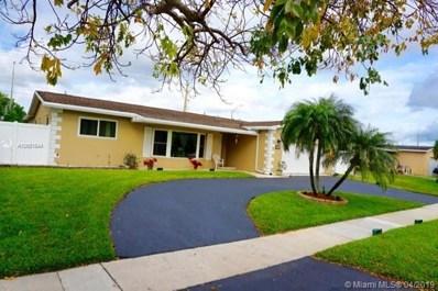 2030 NW 88th Way, Pembroke Pines, FL 33024 - #: A10651644