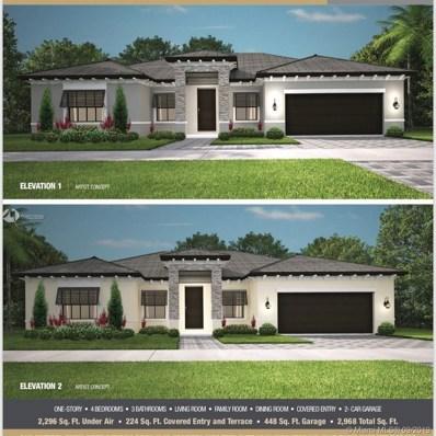 16875 SW 109 Pl, Miami, FL 33157 - #: A10652898