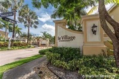 8938 SW 18th St UNIT 8938, Miramar, FL 33025 - MLS#: A10653387