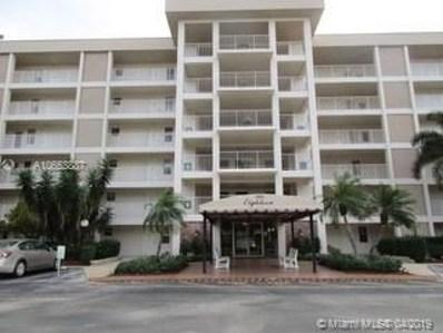 3001 S Course Drive UNIT 107, Pompano Beach, FL 33069 - #: A10653887