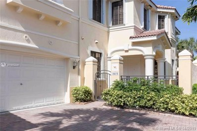 1614 Passion Vine Cir UNIT 29-2, Weston, FL 33326 - #: A10654445
