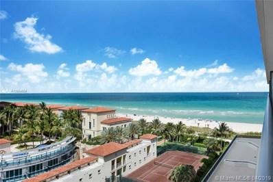 5875 Collins Ave UNIT 907, Miami Beach, FL 33140 - MLS#: A10654664