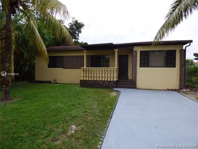 820 NE 157th Ter, North Miami Beach, FL 33162 - MLS#: A10654752