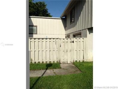 2203 NW 59th Way UNIT 65-B, Lauderhill, FL 33313 - MLS#: A10654989