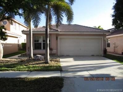 17453 SW 22nd St, Miramar, FL 33029 - MLS#: A10655089