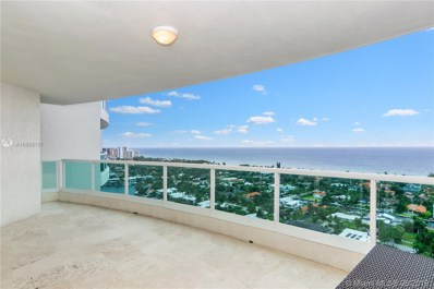 20201 E Country Club Dr UNIT 2606, Aventura, FL 33180 - #: A10655107