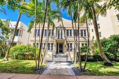 1018 Meridian Ave UNIT 4, Miami Beach, FL 33139 - #: A10655184