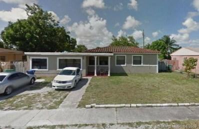 581 NW 183rd Ter, Miami Gardens, FL 33169 - #: A10655305