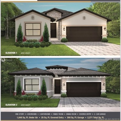 16868 SW 109 Pl, Miami, FL 33157 - #: A10655346