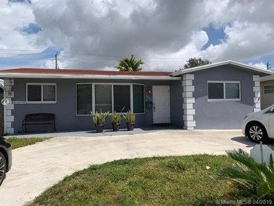 4303 Hayes St, Hollywood, FL 33021 - MLS#: A10655609