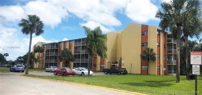 3710 NW 21st St UNIT 403, Lauderdale Lakes, FL 33311 - MLS#: A10655994