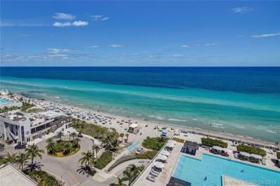 1800 S Ocean Dr UNIT 1801, Hallandale, FL 33009 - MLS#: A10657039