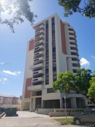 911 E Ponce De Leon Blvd UNIT 904, Coral Gables, FL 33134 - MLS#: A10657753