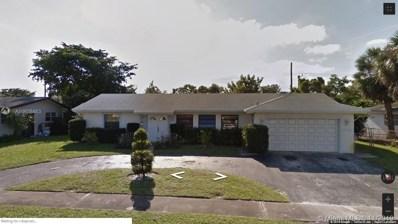 4740 NW 8th Dr, Plantation, FL 33317 - MLS#: A10658463