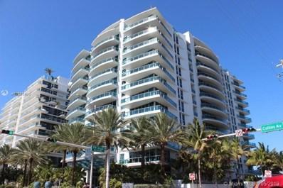 9401 Collins Ave UNIT 203, Surfside, FL 33154 - #: A10658498