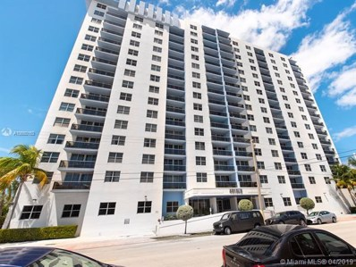 401 69th St UNIT 410, Miami Beach, FL 33141 - #: A10660163