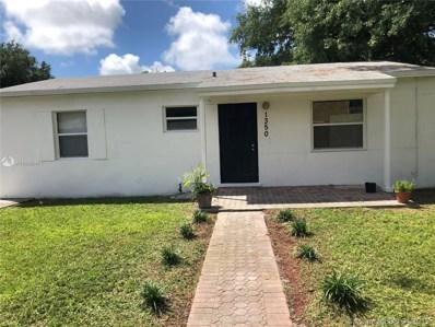 1350 NE 150th St, Miami, FL 33161 - MLS#: A10660471