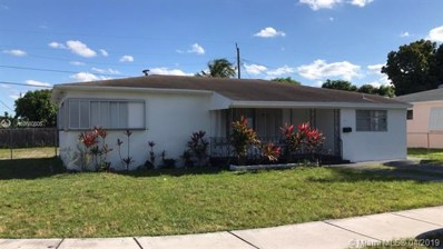 1100 NW 111th St, Miami, FL 33168 - MLS#: A10660805