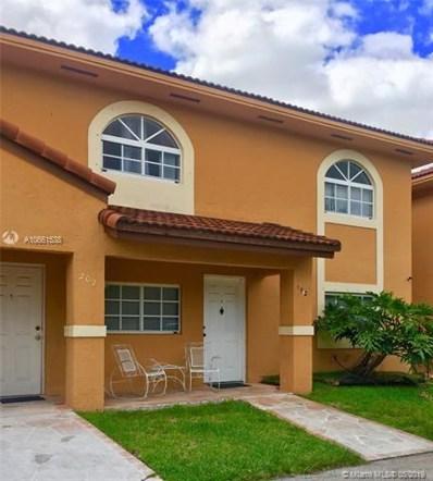 3514 W 80th St UNIT 102-48, Hialeah, FL 33018 - MLS#: A10661538