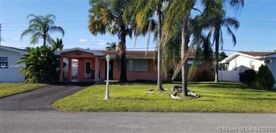 8551 NW 10th St, Pembroke Pines, FL 33024 - #: A10661738