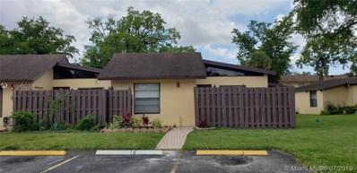136 Gate Rd UNIT 3-69, Hollywood, FL 33024 - MLS#: A10662335