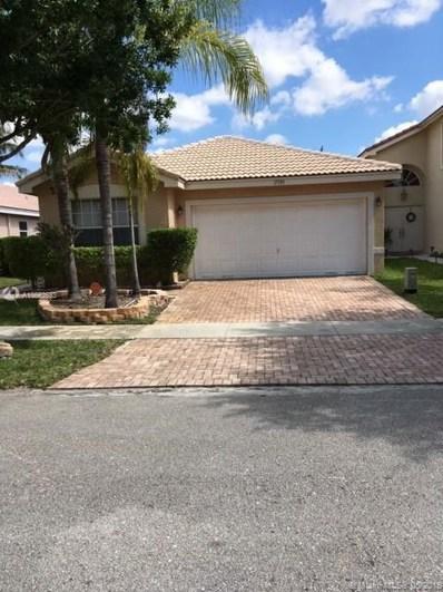 17395 SW 20th St, Miramar, FL 33029 - MLS#: A10662633