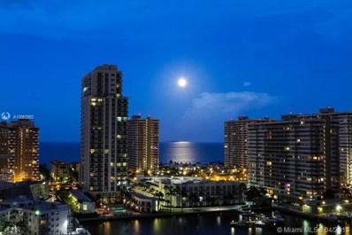 137 Golden Isles Dr UNIT 1601, Hallandale, FL 33009 - MLS#: A10663985