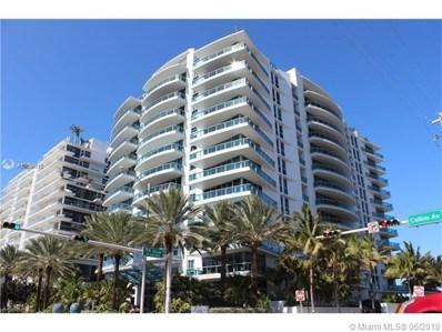9401 Collins Ave UNIT 706, Surfside, FL 33154 - #: A10664415