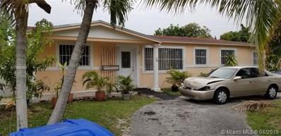 1110 NW 200th Ter, Miami Gardens, FL 33169 - #: A10664484