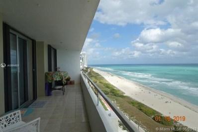 5555 Collins Ave UNIT 16K, Miami Beach, FL 33140 - #: A10664805