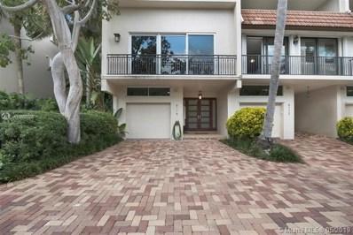 6114 Paradise Point Drive, Palmetto Bay, FL 33157 - #: A10665586