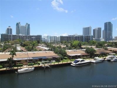 2500 Parkview Dr UNIT 505, Hallandale, FL 33009 - #: A10665895