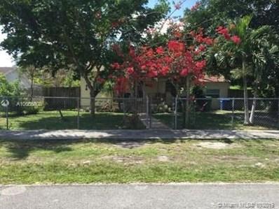 460 NE 110th St, Miami, FL 33161 - MLS#: A10666000
