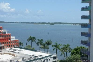 1581 Brickell UNIT 607, Miami, FL 33129 - #: A10666200