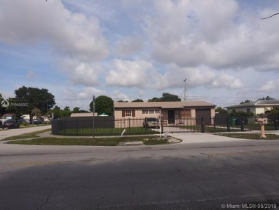 17600 NW 32nd Ave, Miami Gardens, FL 33056 - #: A10666662