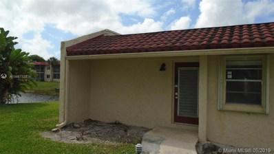 306 Lake Evelyn Dr UNIT 306, West Palm Beach, FL 33411 - #: A10667320