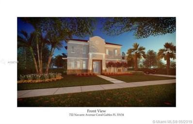 722 Navarre Ave, Coral Gables, FL 33134 - #: A10667439