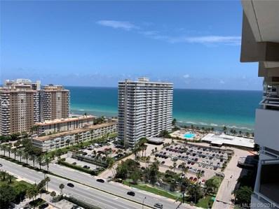 1985 S Ocean Dr UNIT 22D, Hallandale, FL 33009 - MLS#: A10668089