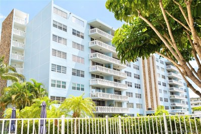 401 NE 14th Ave UNIT 703, Hallandale, FL 33009 - #: A10668589