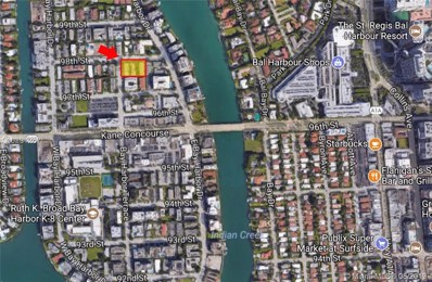1070 98th St UNIT 13, Bay Harbor Islands, FL 33154 - MLS#: A10669132