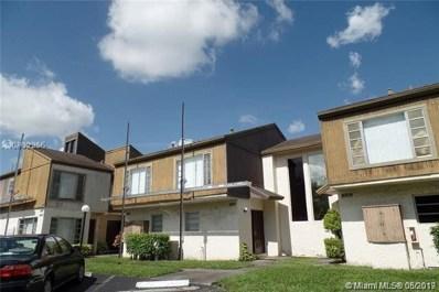 8007 Lagos De Campo Blvd UNIT K-4, Tamarac, FL 33321 - MLS#: A10671594