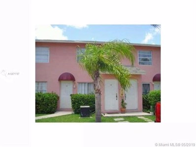 15270 SW 80th St UNIT 14, Miami, FL 33193 - MLS#: A10671767