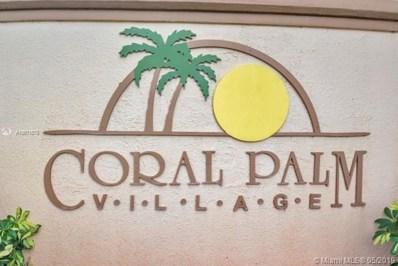 9850 Royal Palm Blvd UNIT 9850, Coral Springs, FL 33065 - #: A10671878