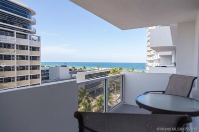 100 Lincoln UNIT 702, Miami Beach, FL 33139 - #: A10672593