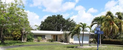 8901 SW 155th St, Palmetto Bay, FL 33157 - MLS#: A10675283