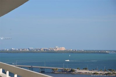 1627 Brickell Ave UNIT 2401, Miami, FL 33129 - MLS#: A10675714