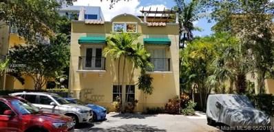 2859 Coconut Ave UNIT 2859, Miami, FL 33133 - MLS#: A10675790