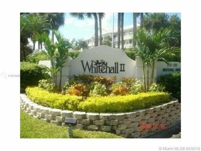 1701 Whitehall Dr UNIT 201, Davie, FL 33324 - #: A10675993