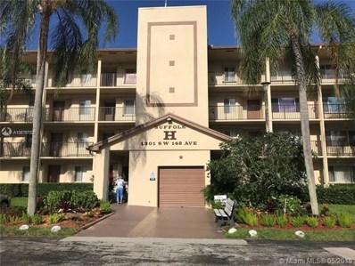 1301 SW 142nd Ave UNIT 113H, Pembroke Pines, FL 33027 - #: A10676732