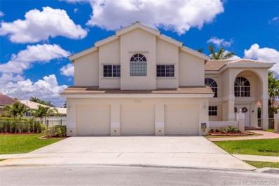 935 NW 201st Way, Pembroke Pines, FL 33029 - MLS#: A10678849